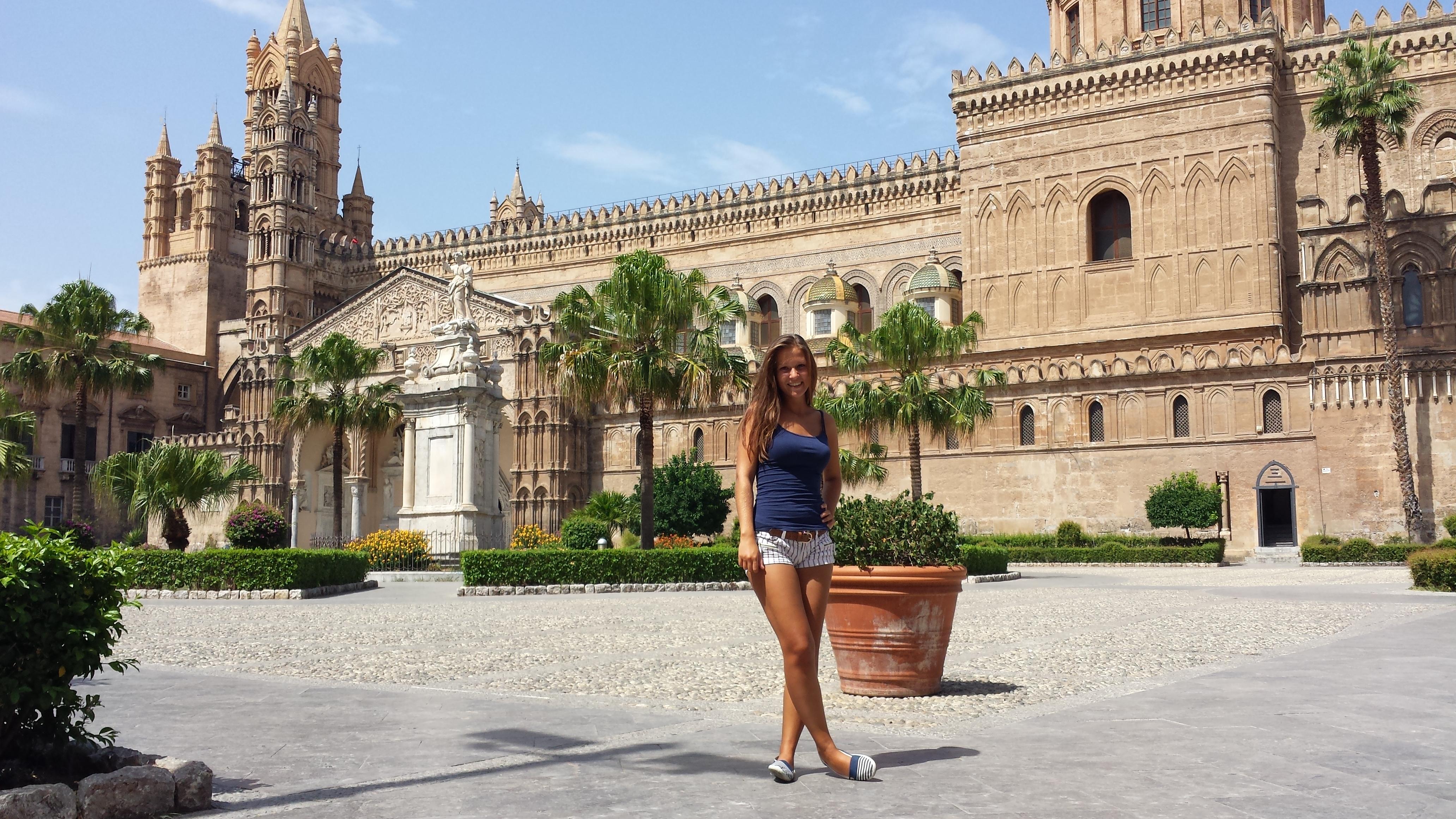 Palermo - mesto, kde sa strieda grécka, rímska a arabská kultúra