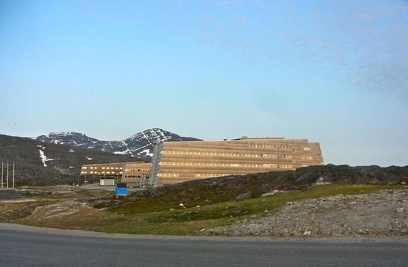 grónsko univerzita