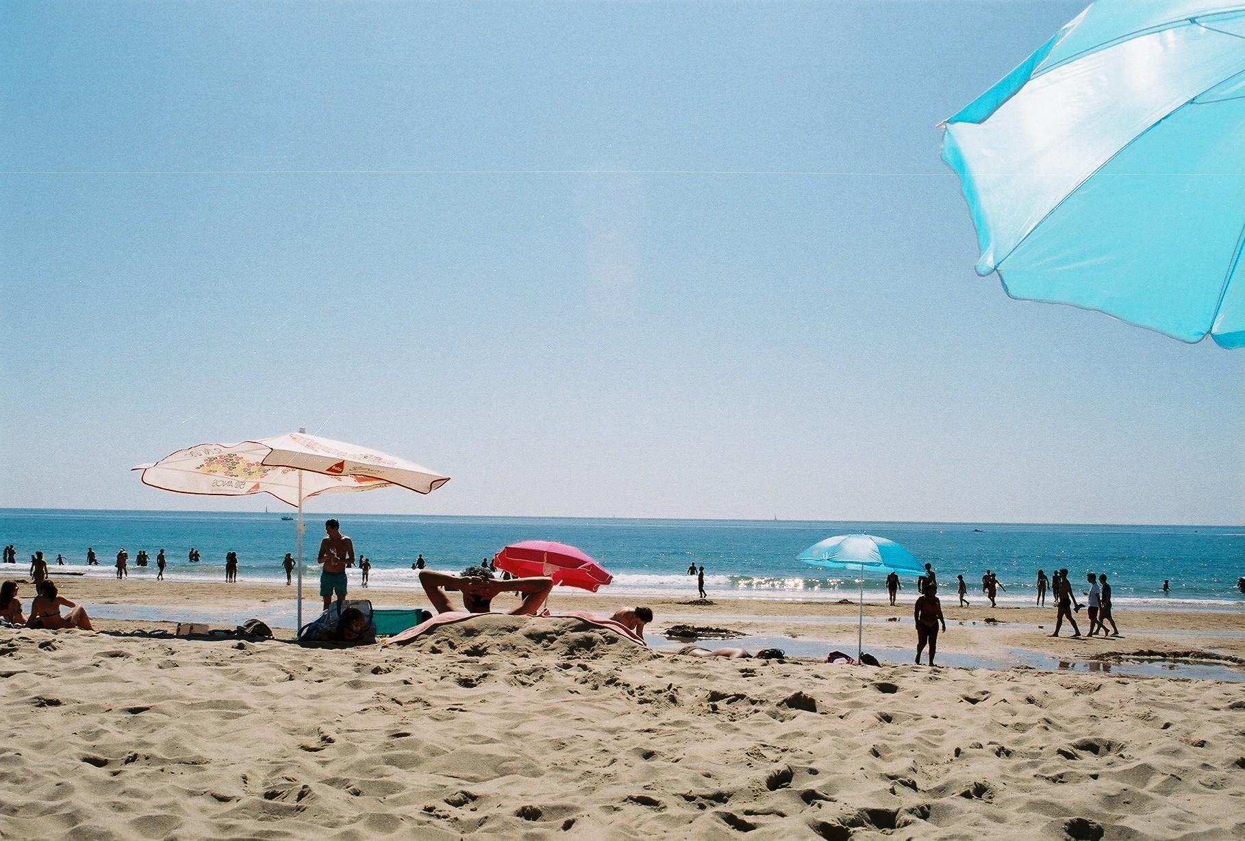 Jednou z mnohých výhod štúdia v Lisabone je počasie (zdroj: Barbora Adamková).