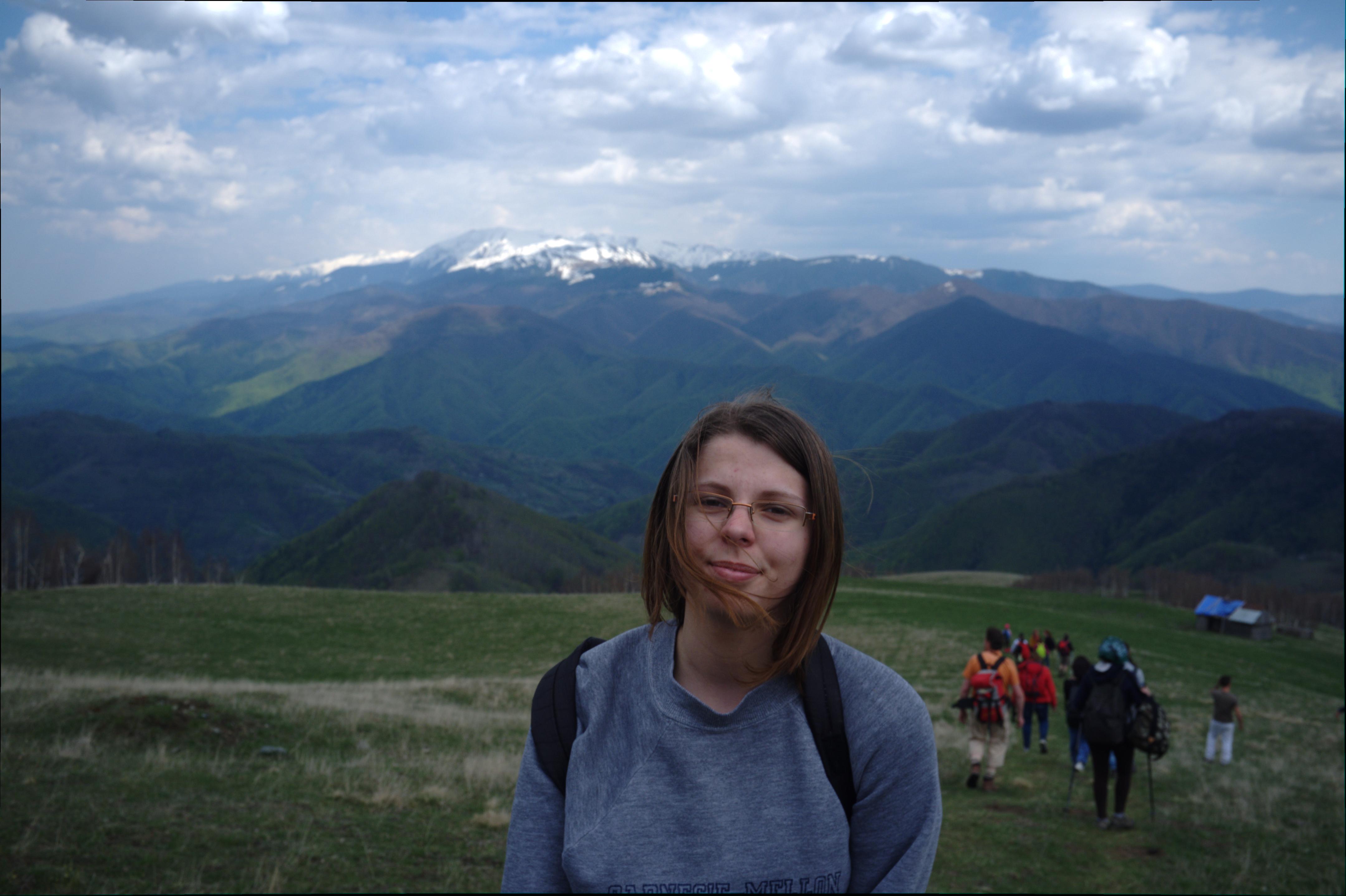 Štúdium v Rumunsku je bohaté na výlety do prírody.