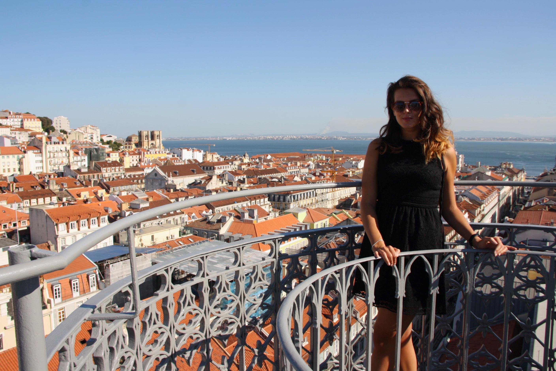 Erasmus v Lisabone si aj napriek drobným problémom veľmi pochvaľuje (zdroj: Barbora Adamková).