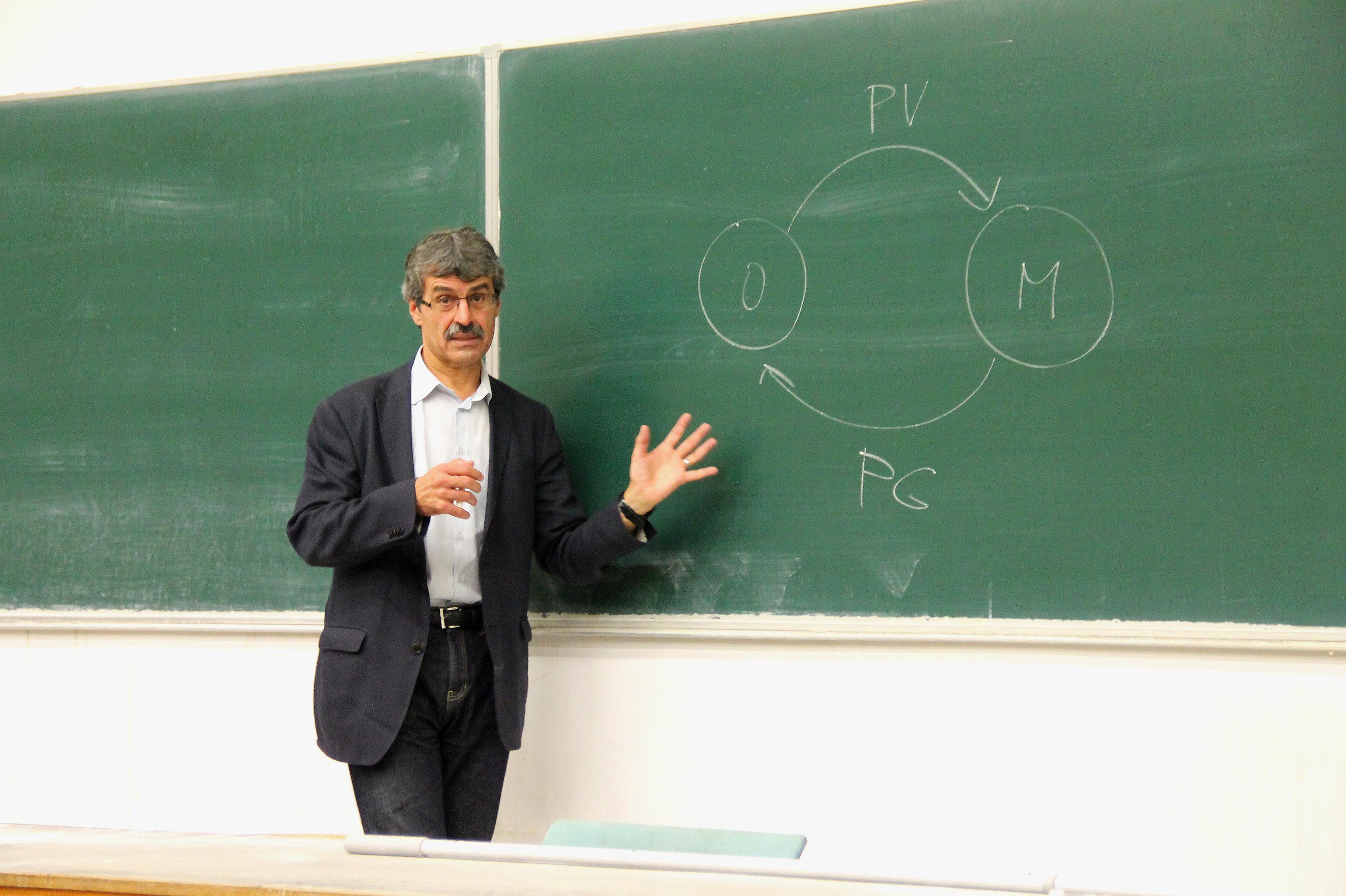 pedagóg Milan Ftáčnik