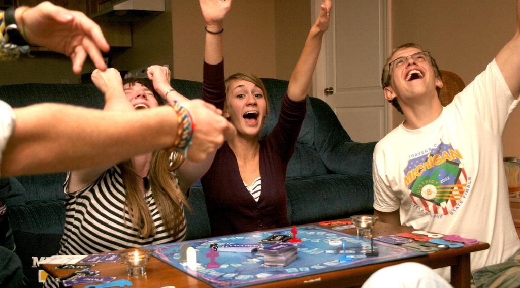 spoločenské hry