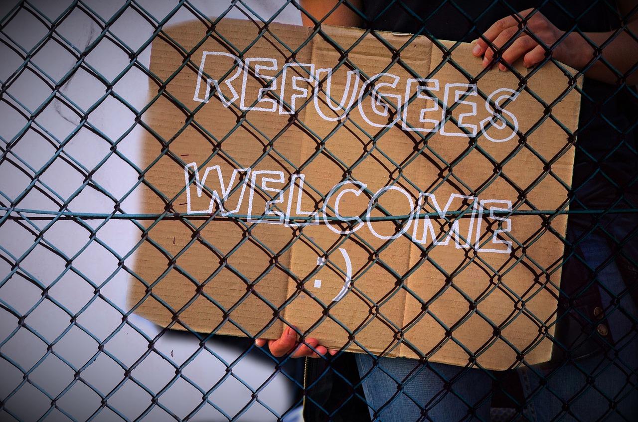 Pomoc utečencom? Nie tak celkom (zdroj: Pixabay)