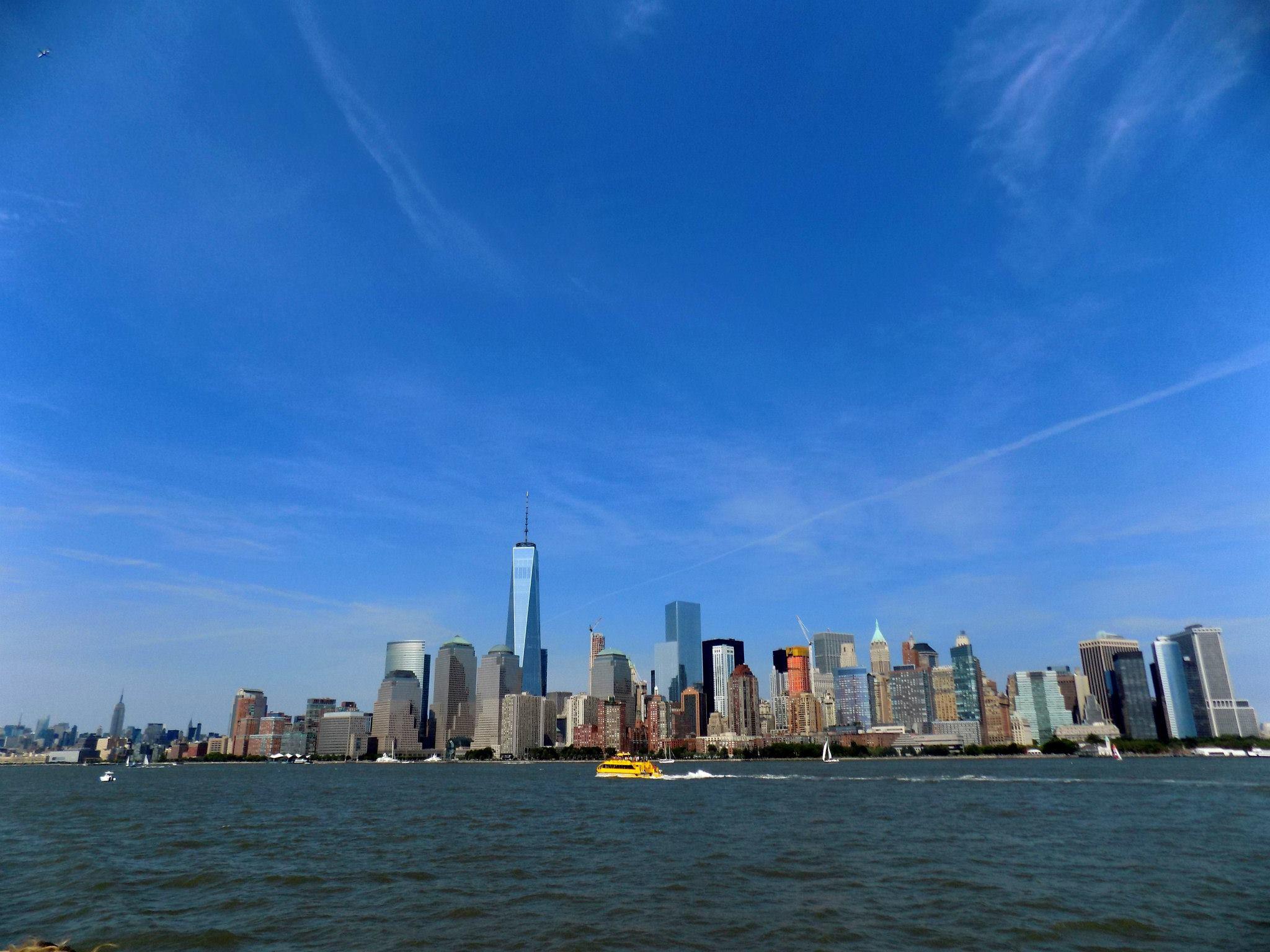 Chceš vidieť New York aj ty? Poď na Work&Travel!