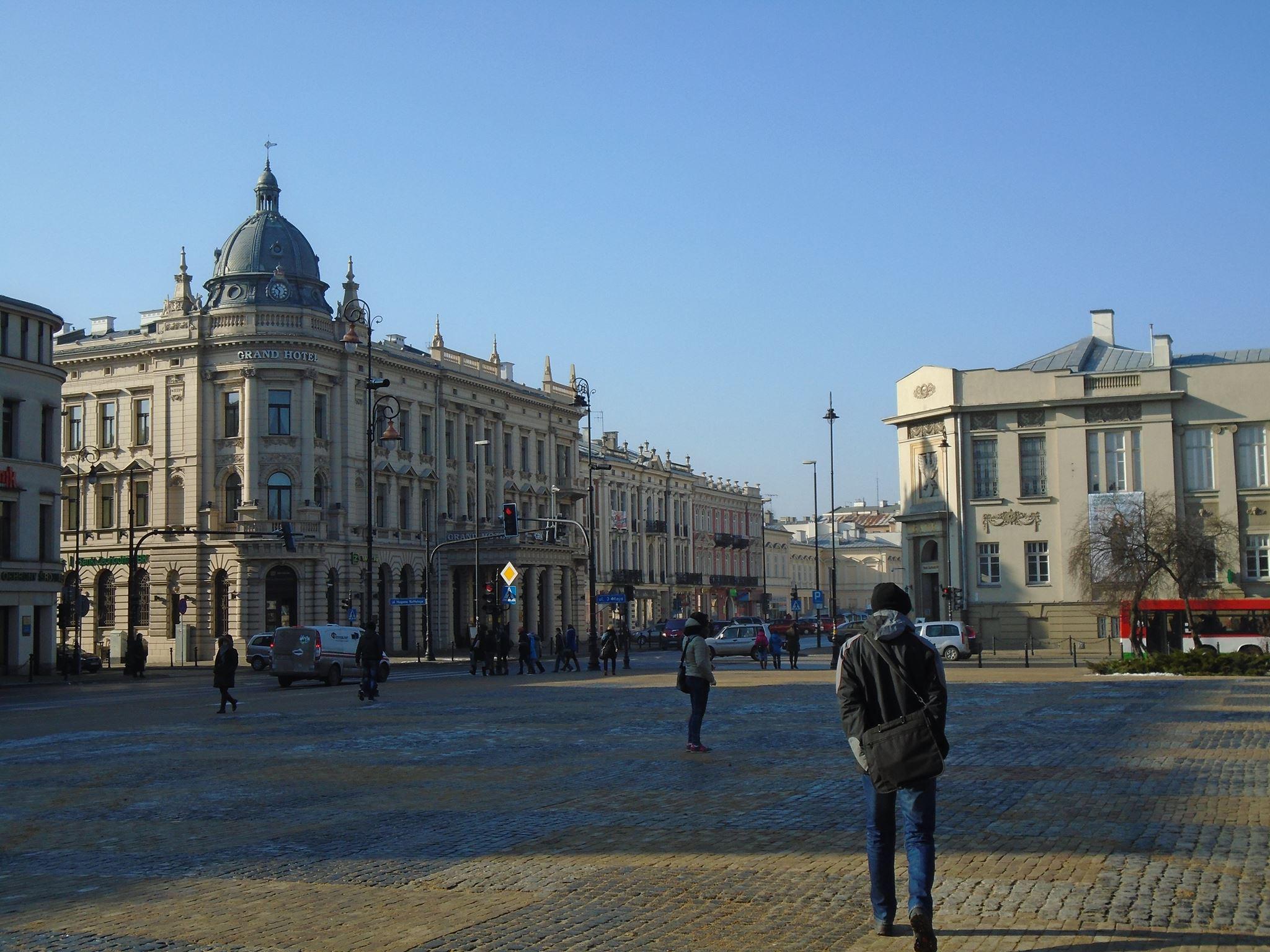 Obľúbenou časťou sa pre Majku stala historická časť mesta (zdroj: Majka Ambrozová).