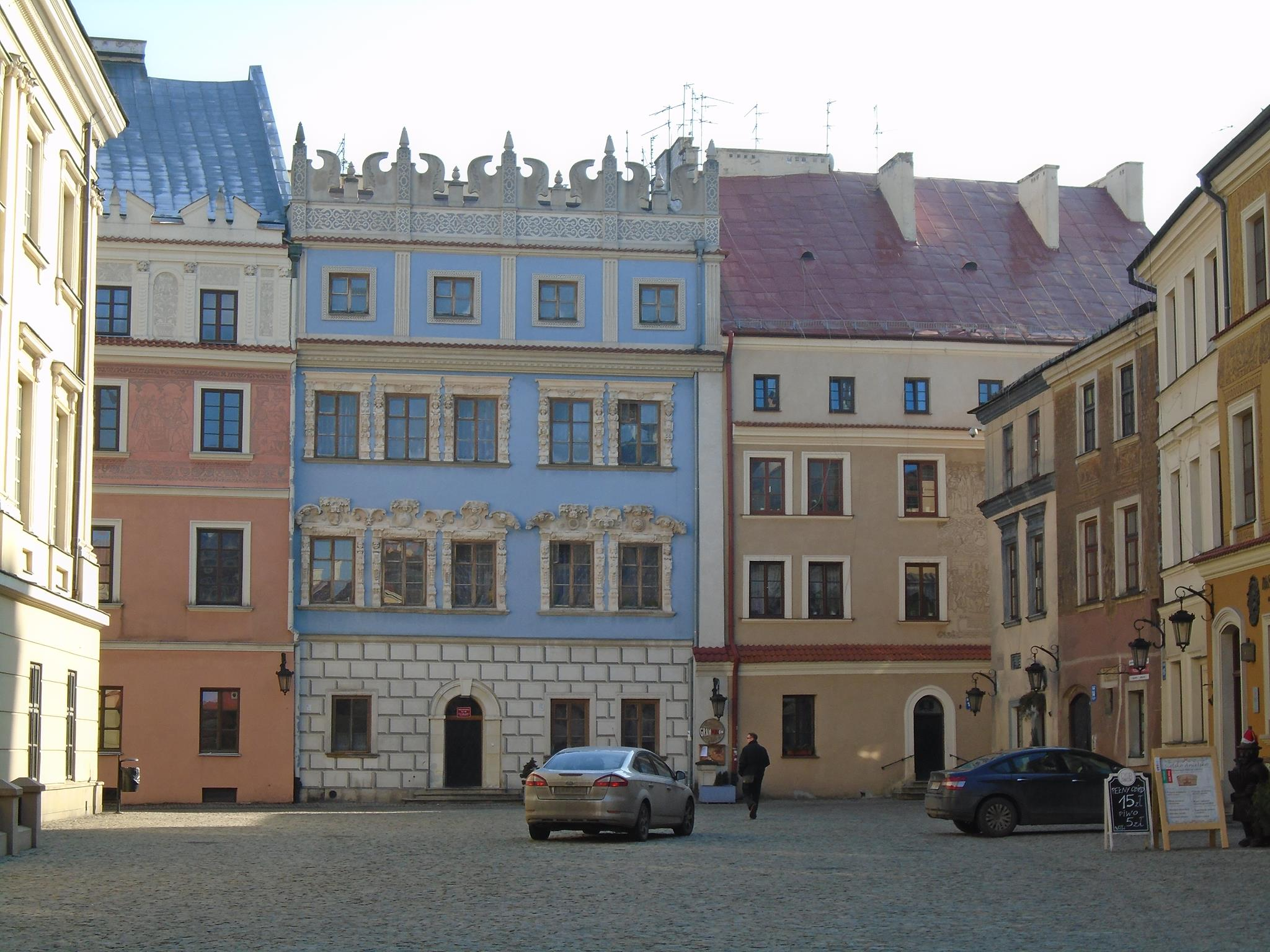 Na každom kroku vás ohromí krásna architektúra mesta (zdroj: Majka Ambrozová).