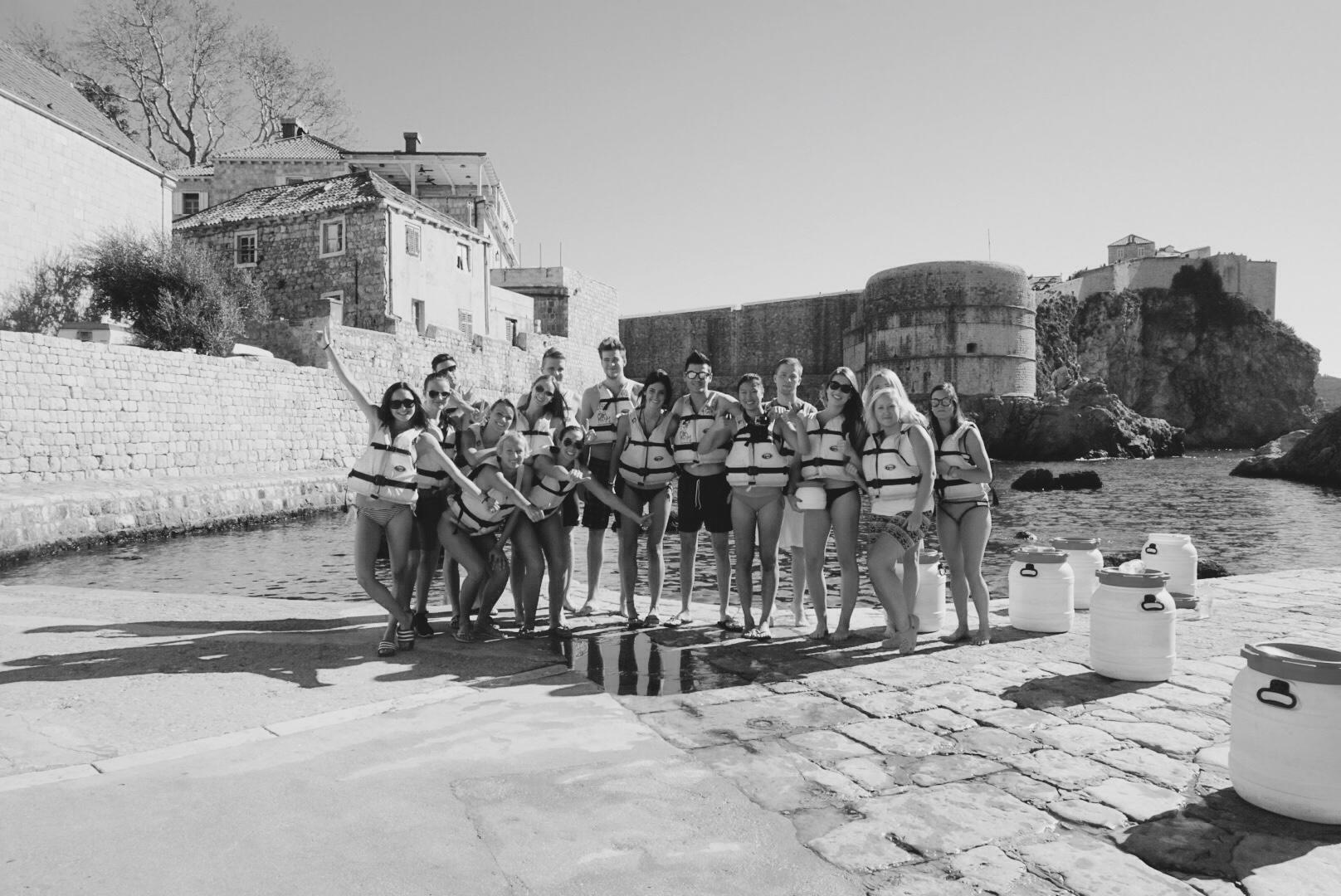 The Dubrovnik Suzi Stories #1