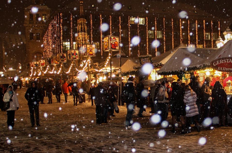 vianočné trhy slovensko