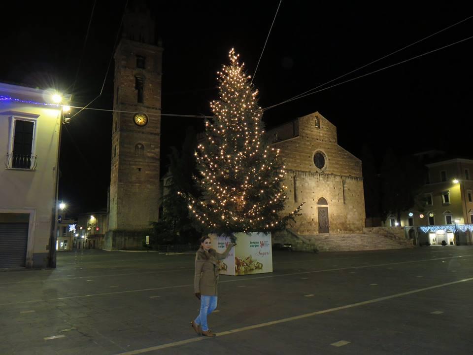 Vianoce v Taliansku Teramo, Erasmus