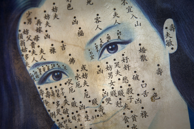 snímač akupunktúrnych bodov