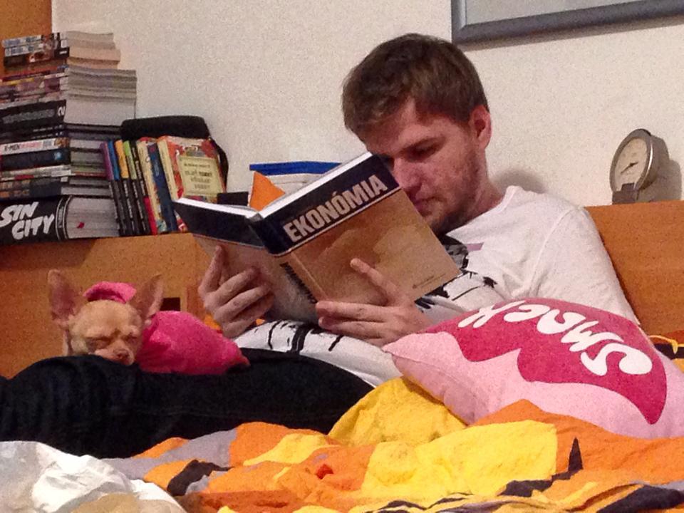 Večný študent Timo (23): Študujem tretiu vysokú školu