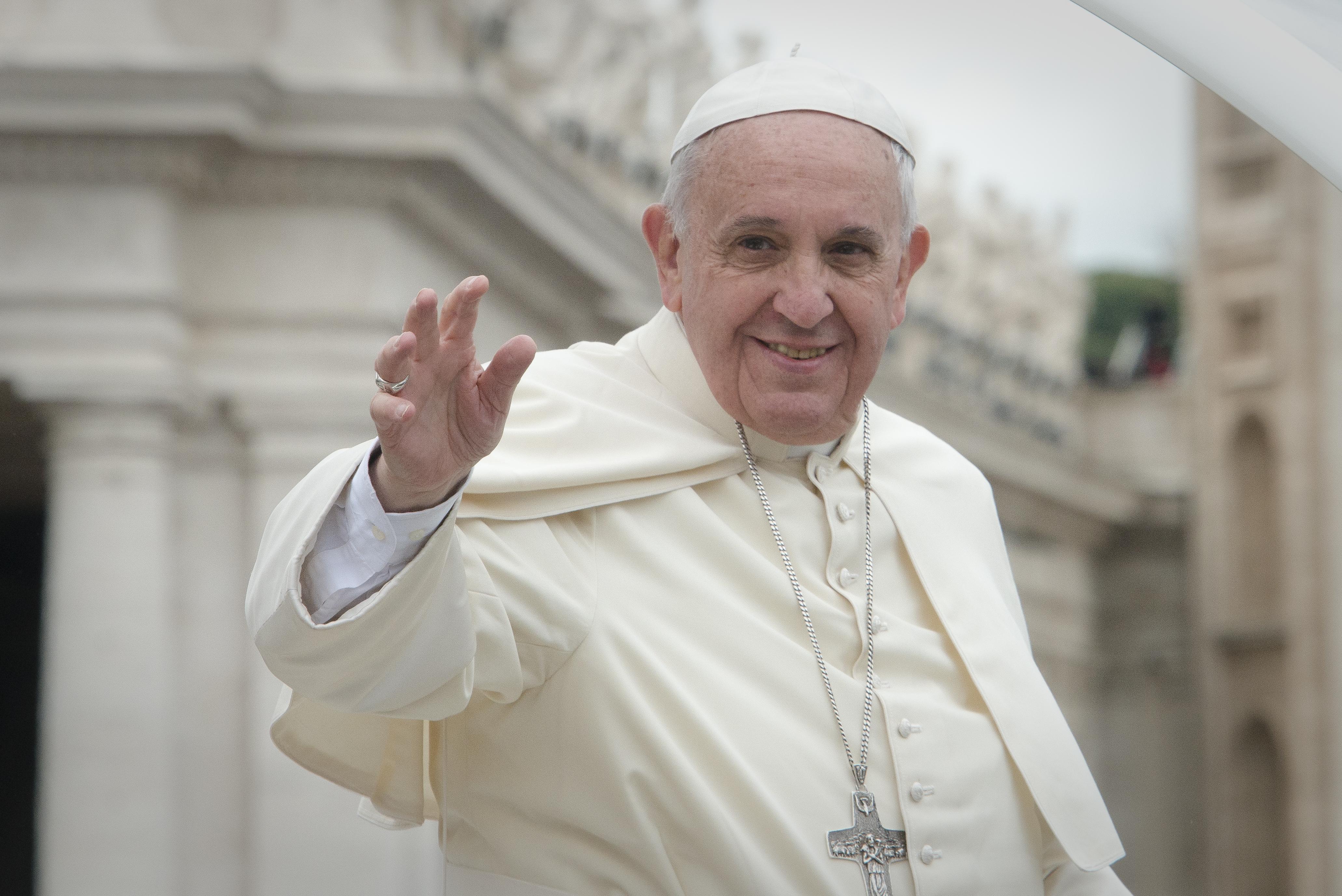 Pápež František už aj na Instagrame