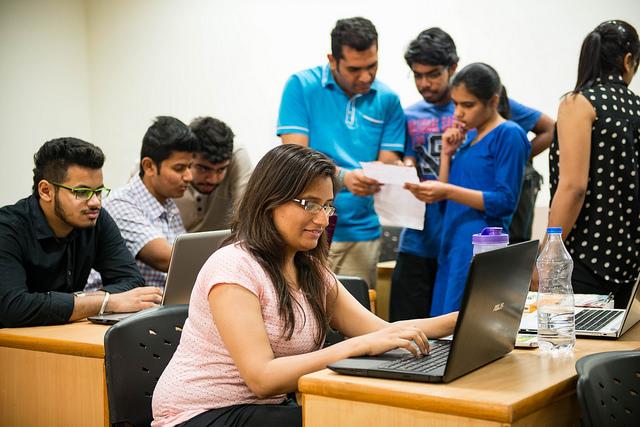 Štúdium v Indii patrí medzi najlacnejšie. Zdroj: University of Fraser Valley, India.