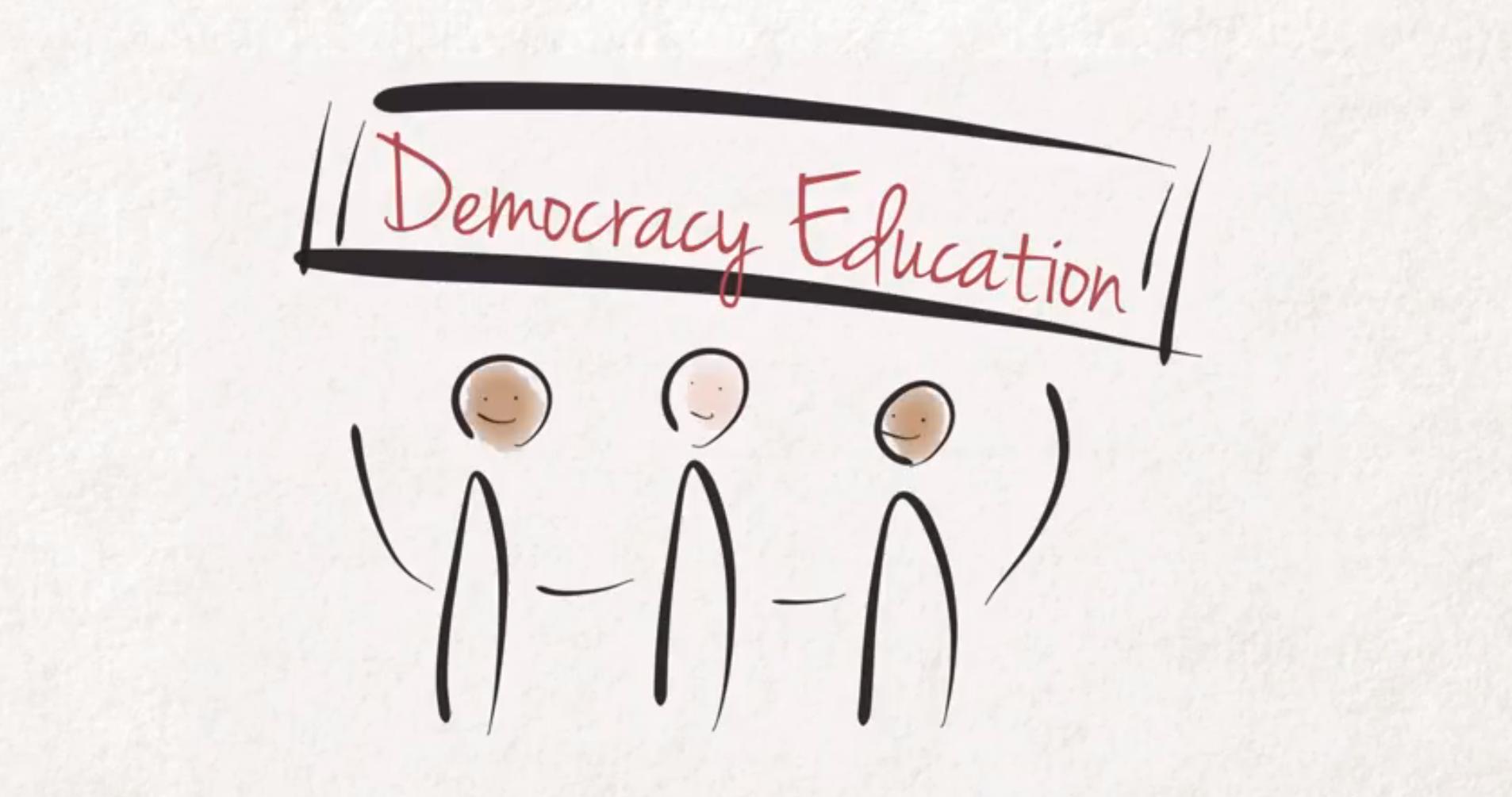 výchova k demokracii