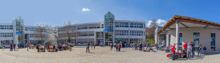 Kempten University. Zdroj: hochschule-kempten.de