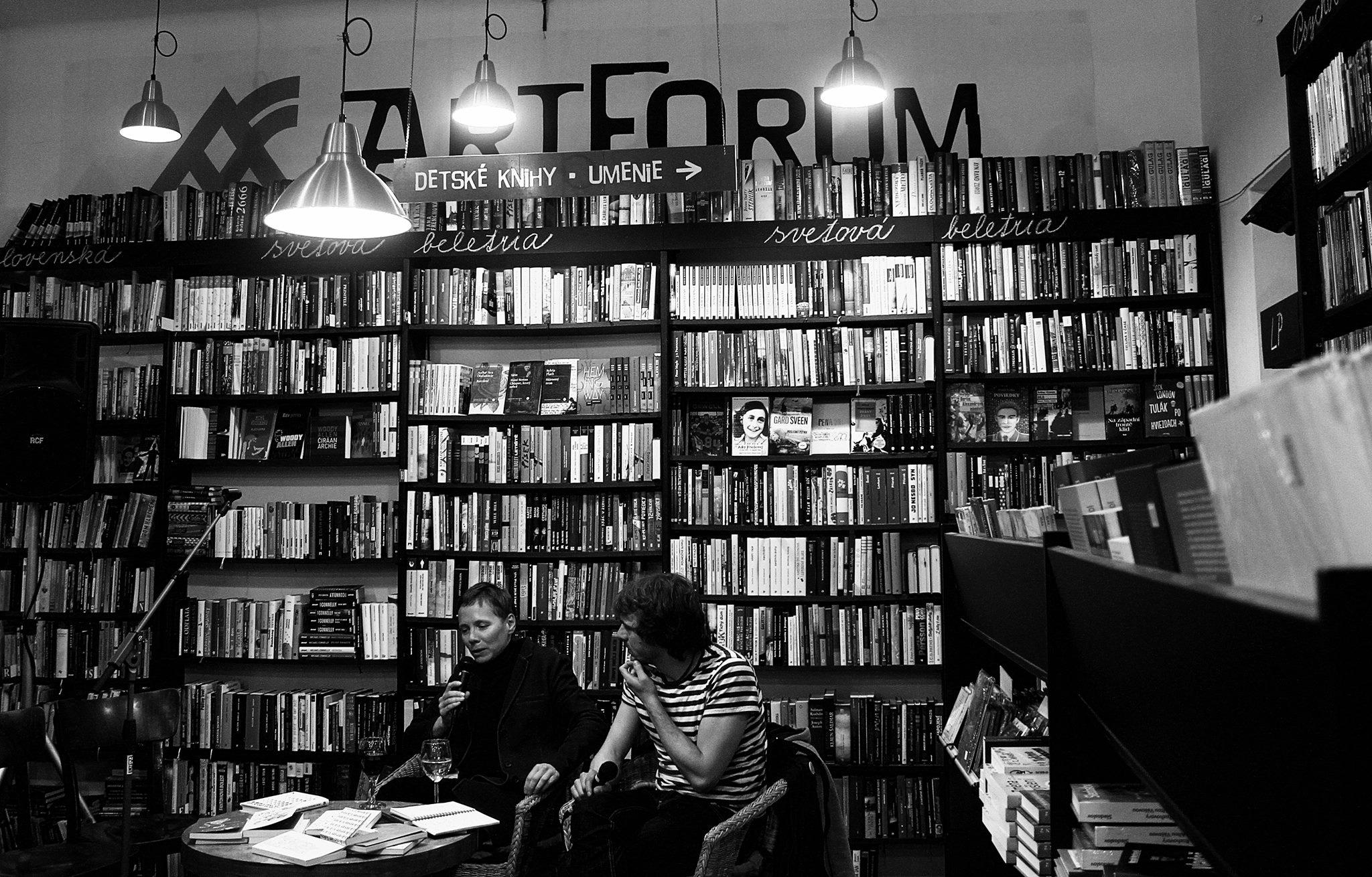 Literárny festival Anasoft litera: Záujem o slovenskú tvorbu stúpa