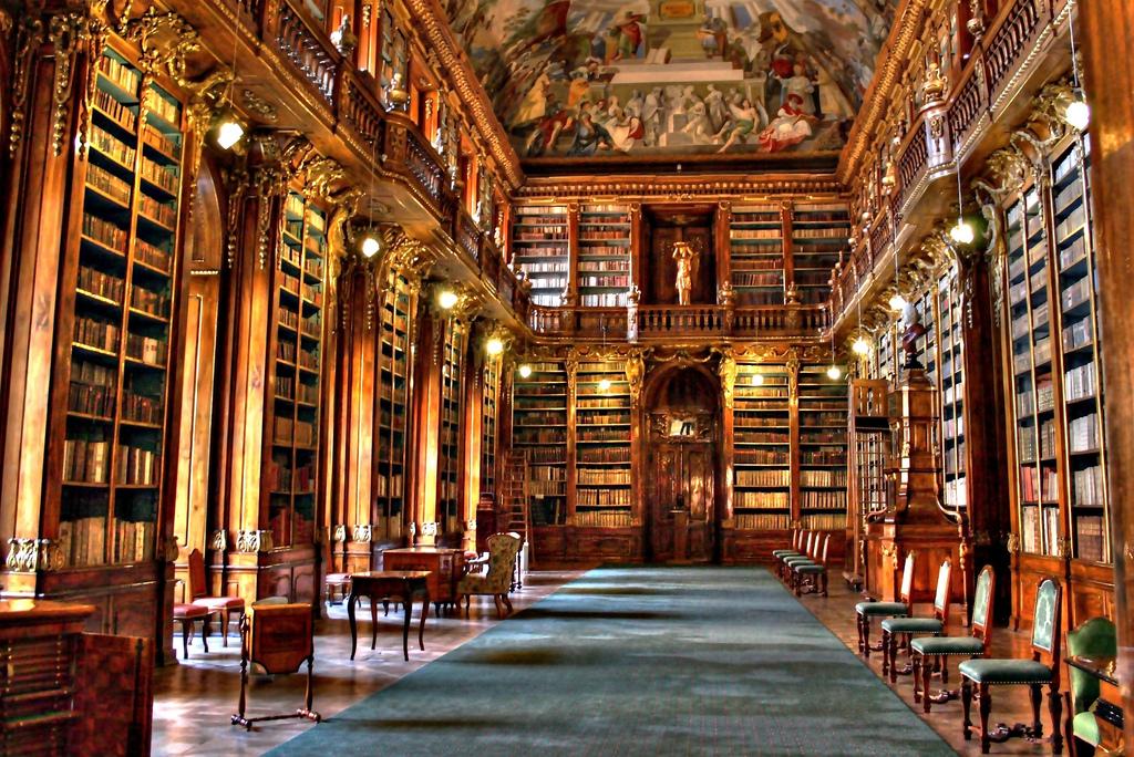 10 najkrajších knižníc sveta: Jednu majú aj v susednom Česku