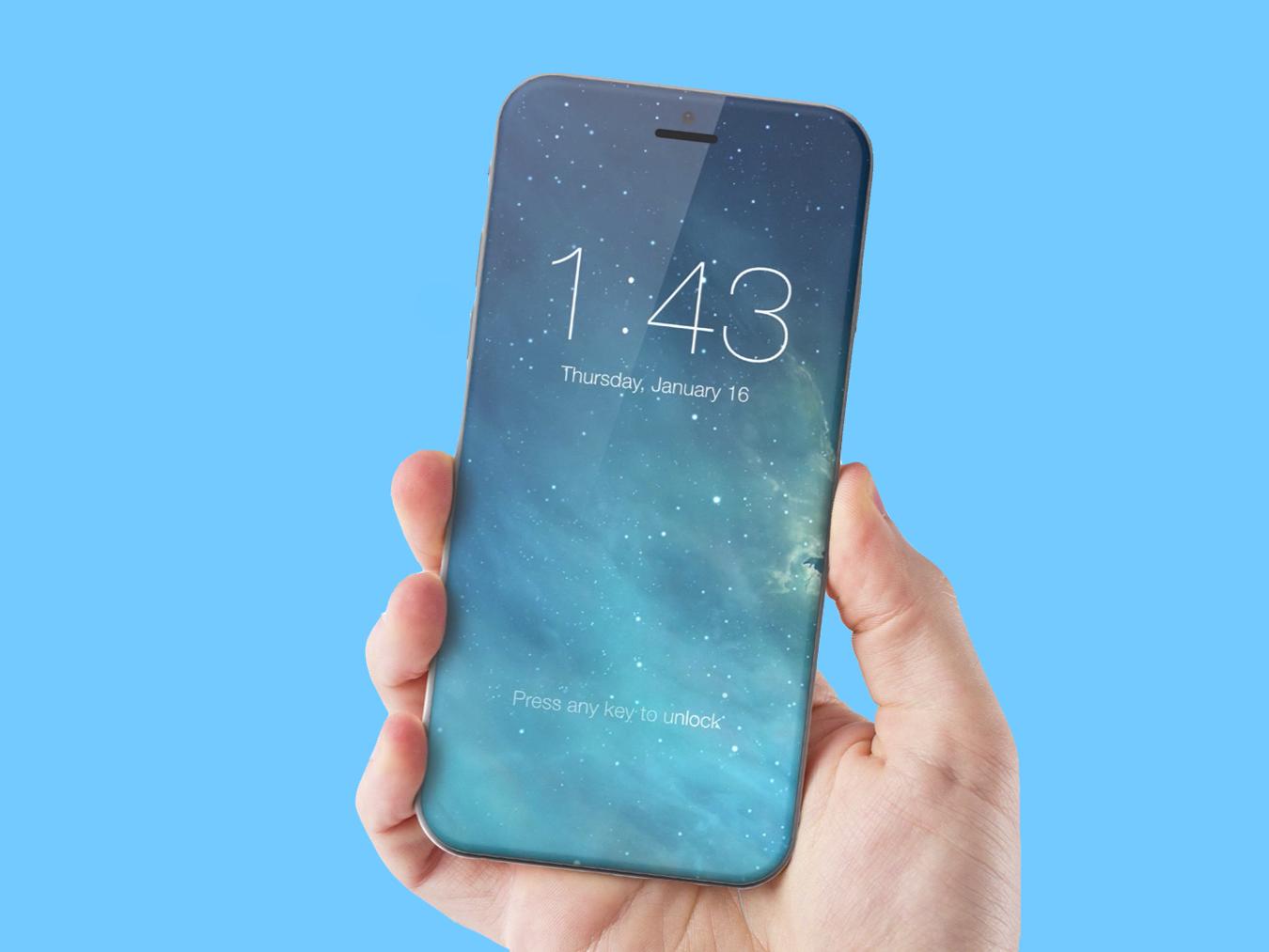 Apple sľubuje revolučný iPhone v roku 2017
