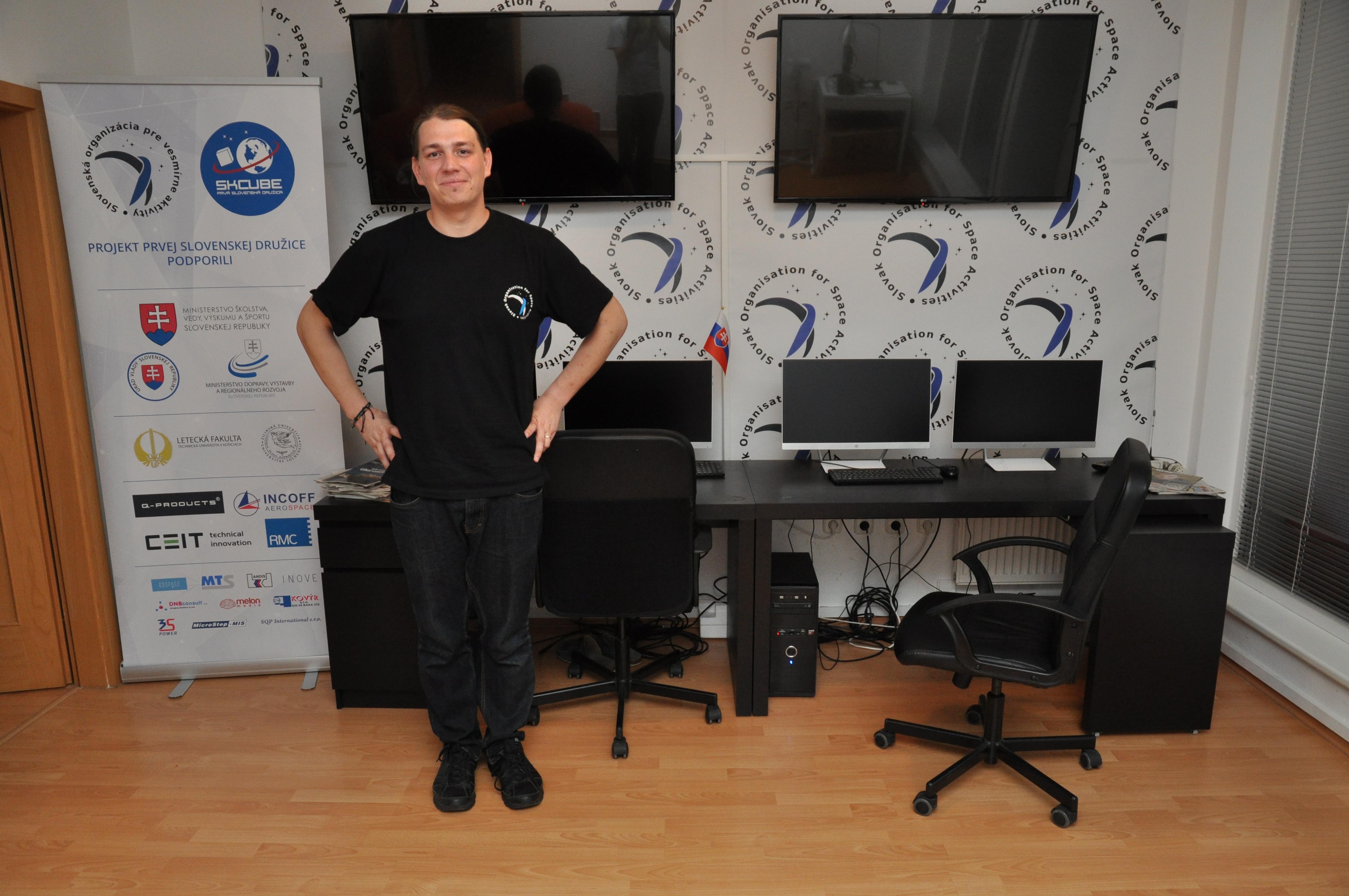 Tvorca slovenskej skCUBE Jakub Kapuš: Družica vychovala veľa vesmírnych inžinierov