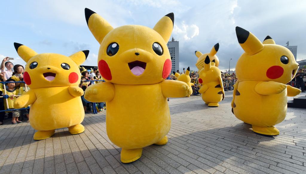 Všetko, čo potrebuješ vedieť o Pokémon GO