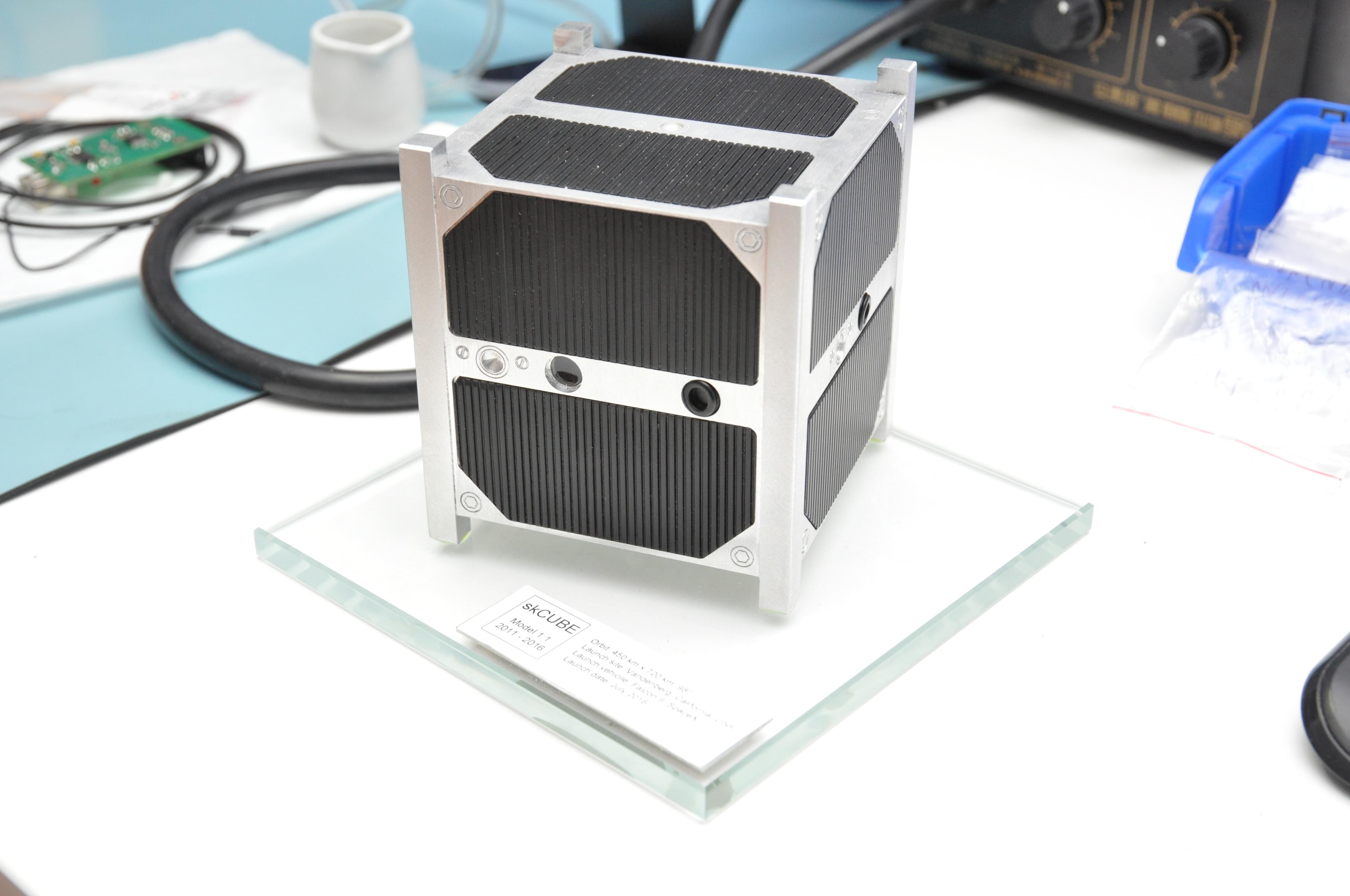 prototyp skCUBE