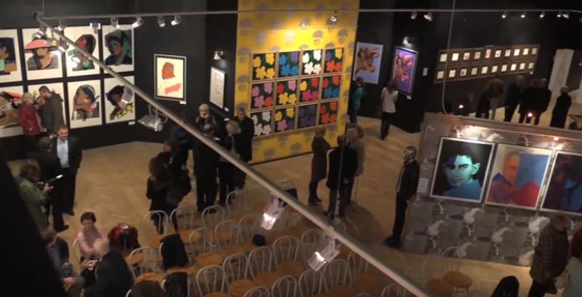 Milovníci umenia, zbystrite: V Medzilaborciach spúšťajú projekt Engram Andyho Warhola!