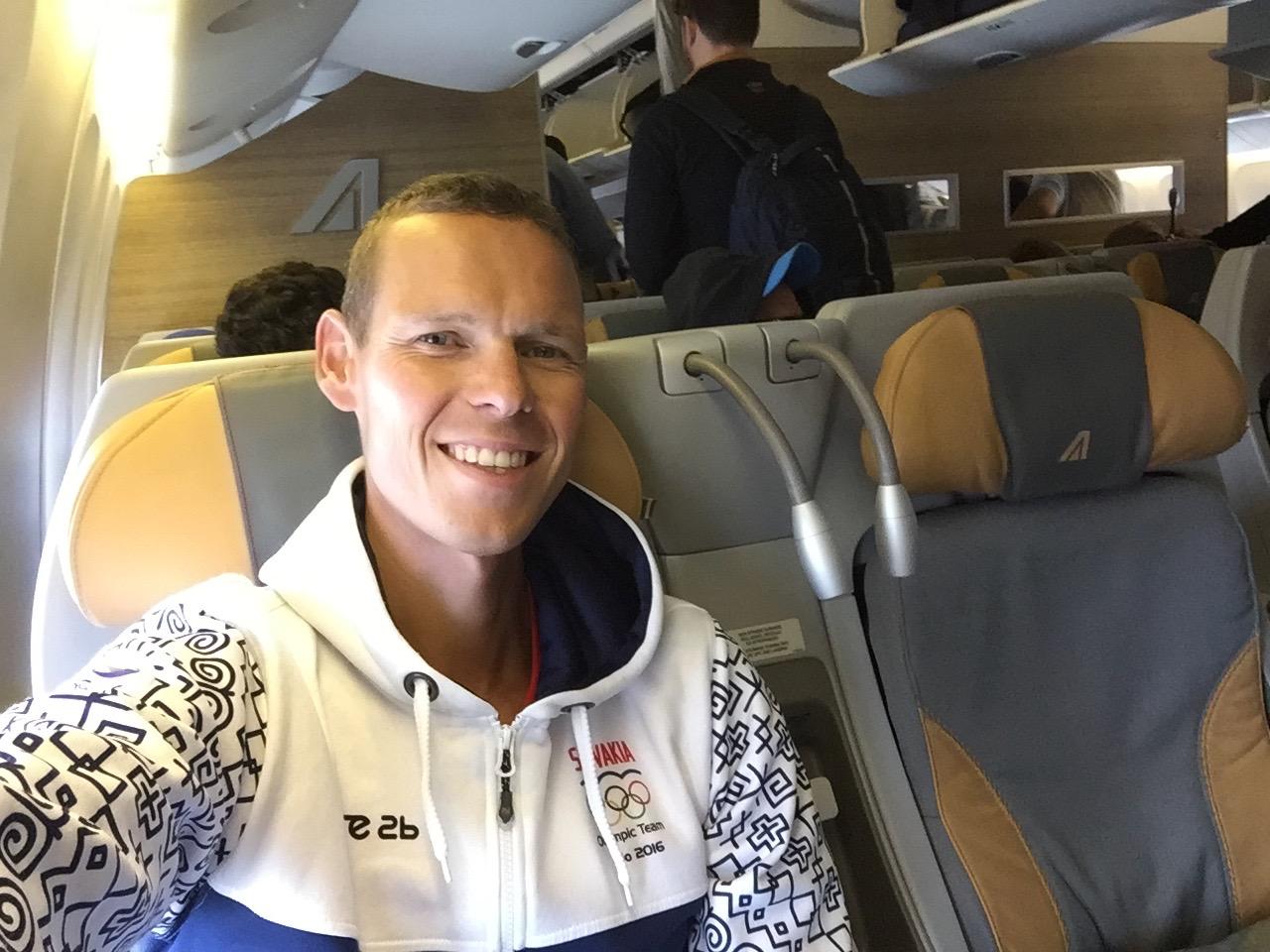 Olympijský víťaz Matej Tóth: Tlak aj očakávania boli obrovské