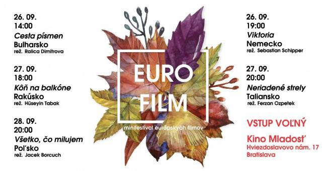 Bratislavský deň jazykov prepoja s minifestivalom filmov