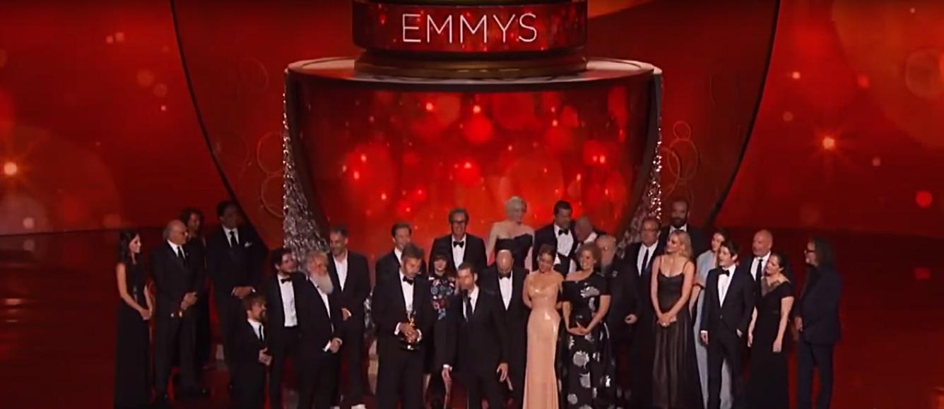 Na odovzdávaní televíznych cien Emmy opäť dominoval seriál Game of Thrones