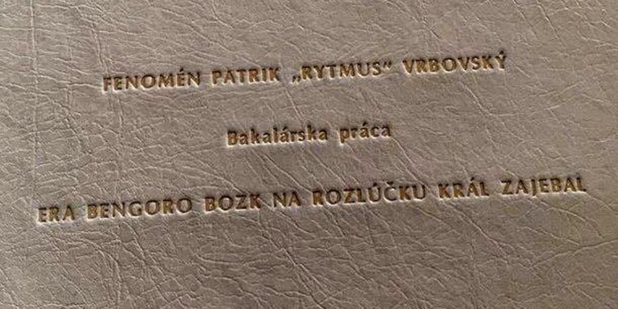 Zabil Rytmus kvalitu slovenských vysokých škôl?