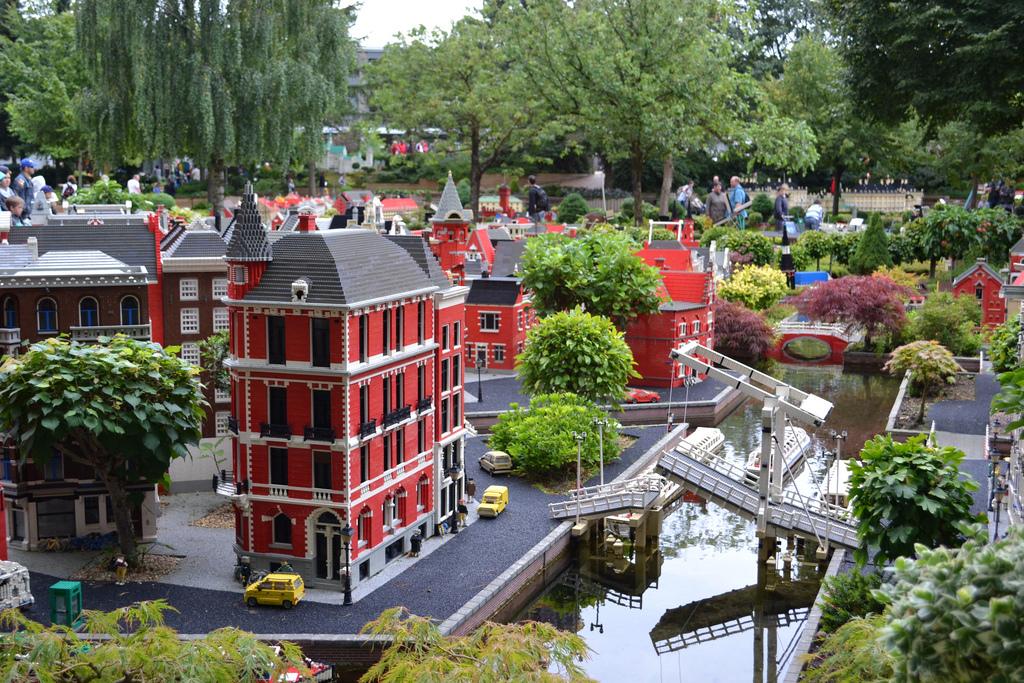 Legoland Billund v Dánsku. Zdroj: flickr.com