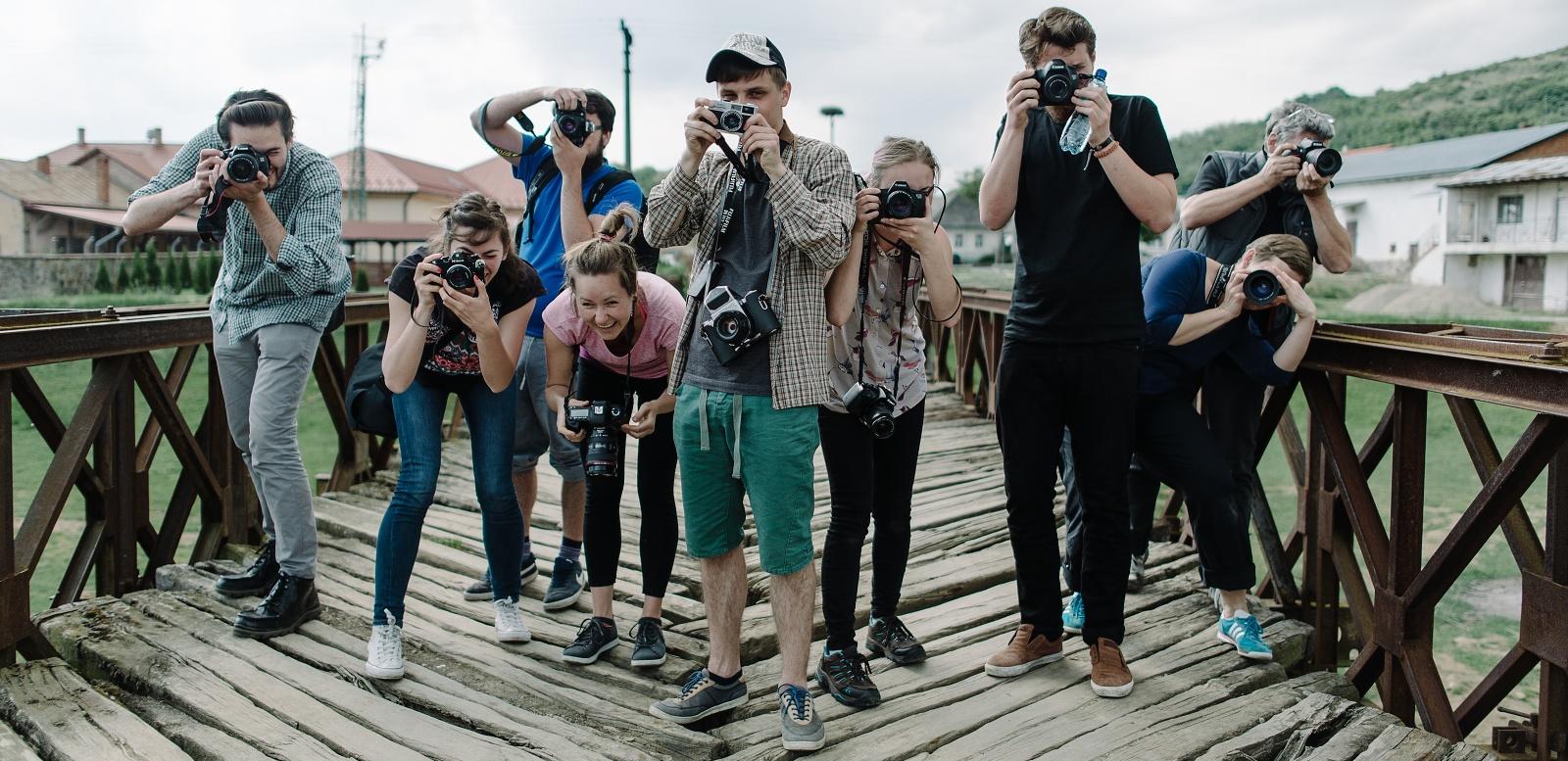 Život na vidieku objektívom študentov FMK: Máme šancu zachytiť slovenskú dedinu na hranici medzi tým čo bolo a čo bude