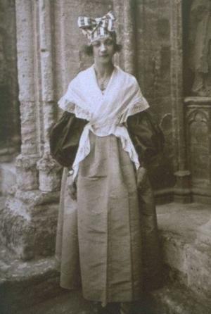 Jeanne Calment ako 22 ročná. Zdroj: wikipedia.org