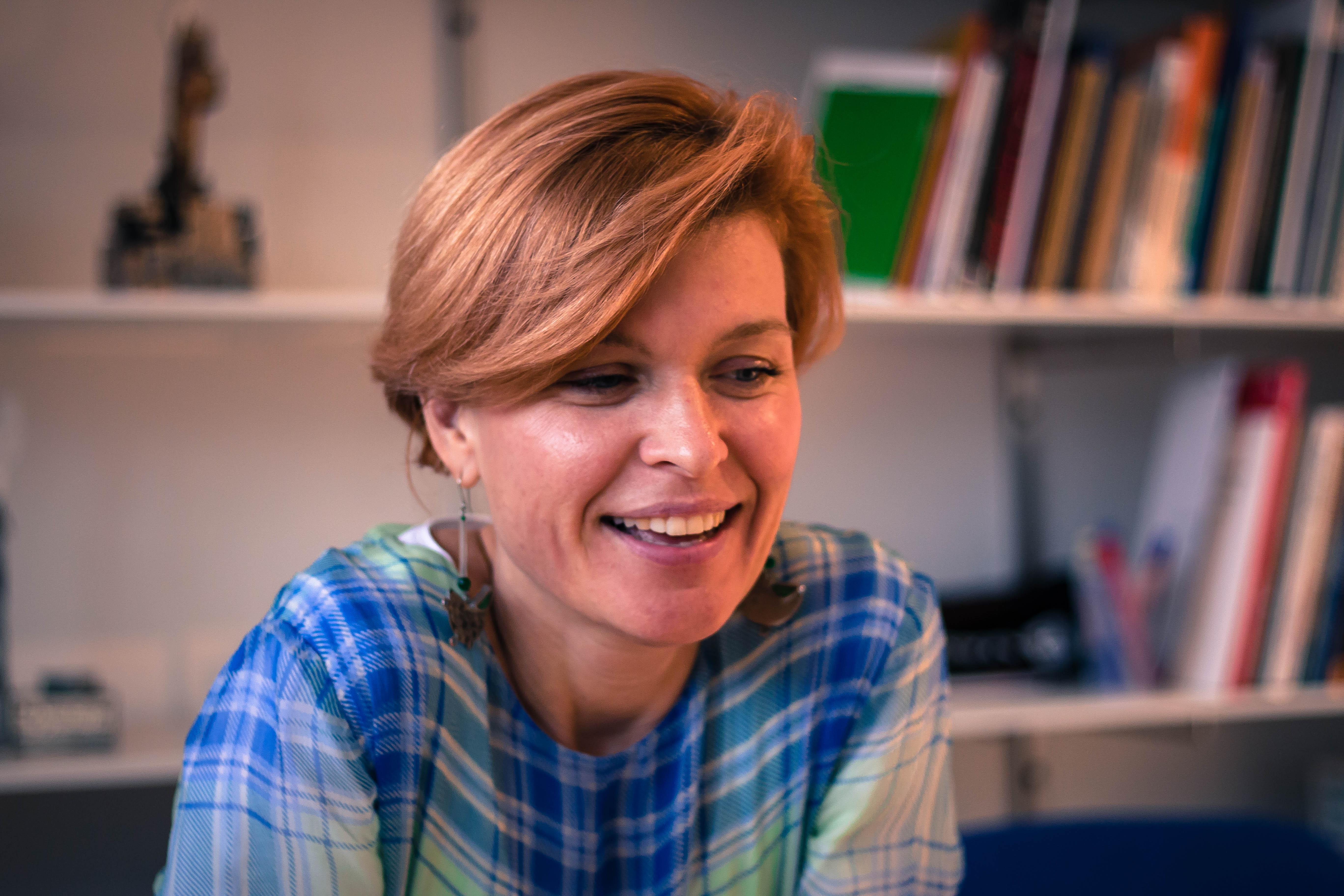 Zuzana Wienk: Stretávam sa s nadmernou kritickosťou mladých ľudí