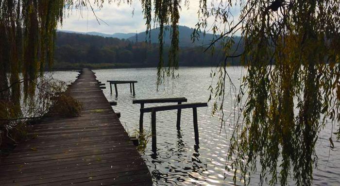 Náučný chodník Bobria hrádza. Zdroj: K. Rybáčková