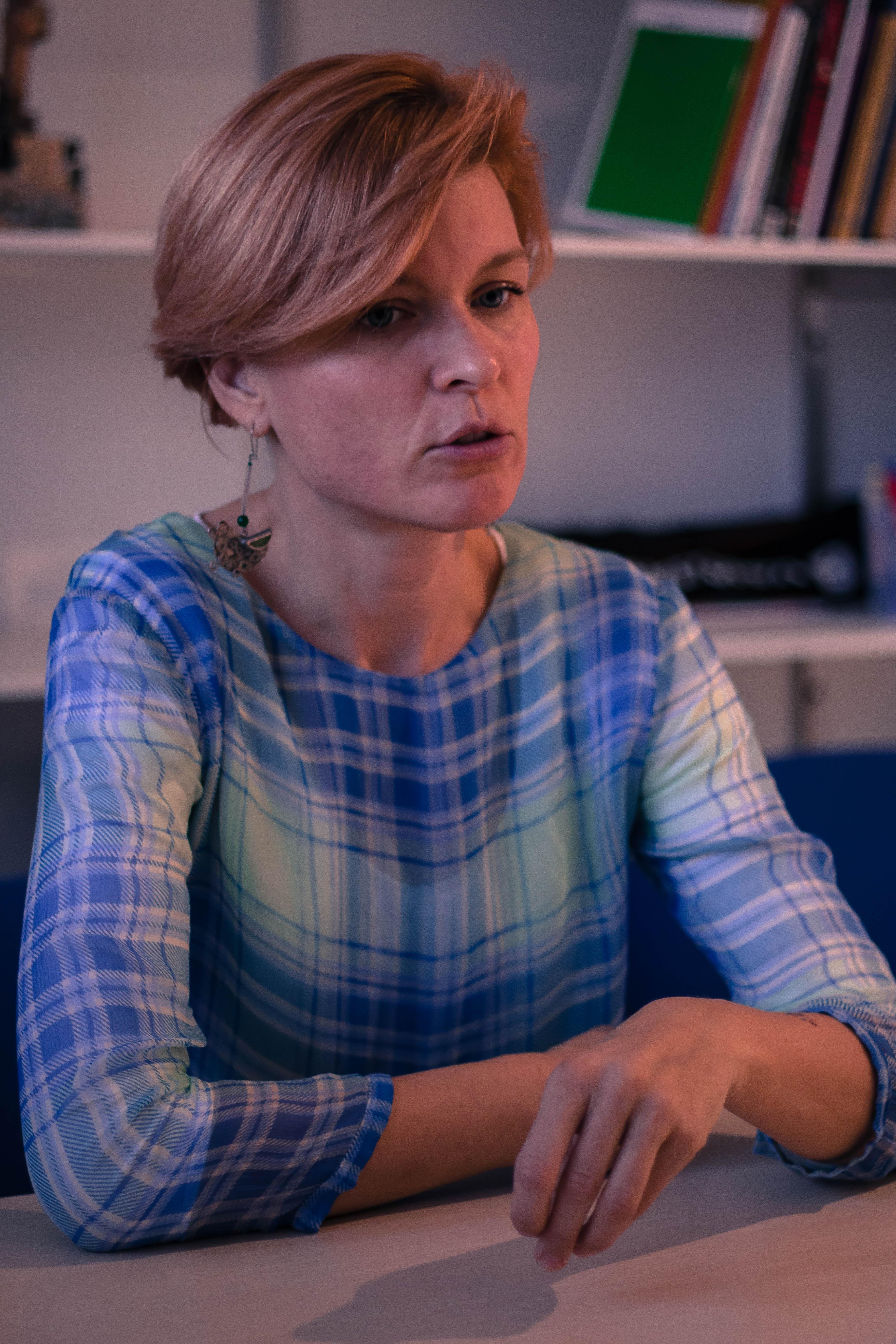 Zuzana Wienk považuje neziskové organizácie za prirodzenú súčasť spoločnosti. Foto: Pavel Bielik