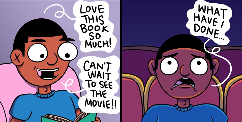 5 kníh, ktoré si treba prečítať predtým, ako sa z nich stanú filmy