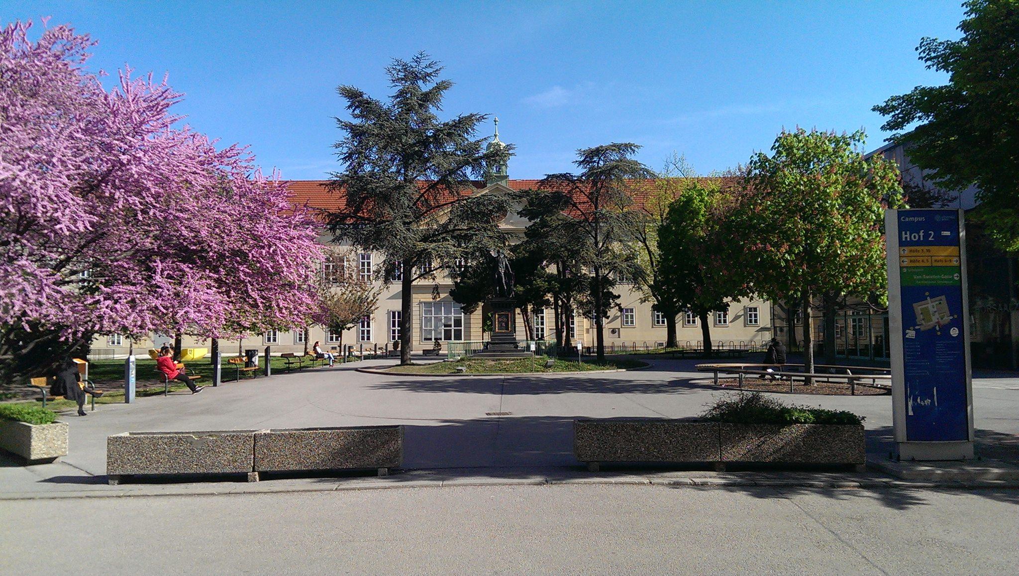 Viedenská univerzita vo Viedni / Zdroj: Petra