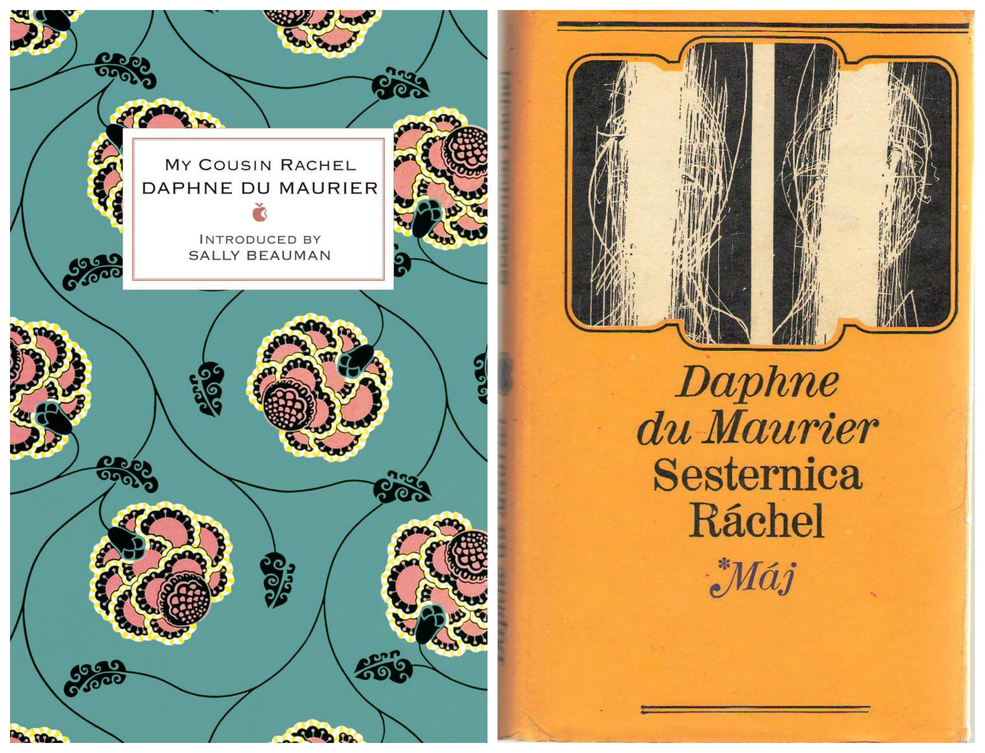 Americká obálka a prvé vydanie knihy v slovenčine z 1969