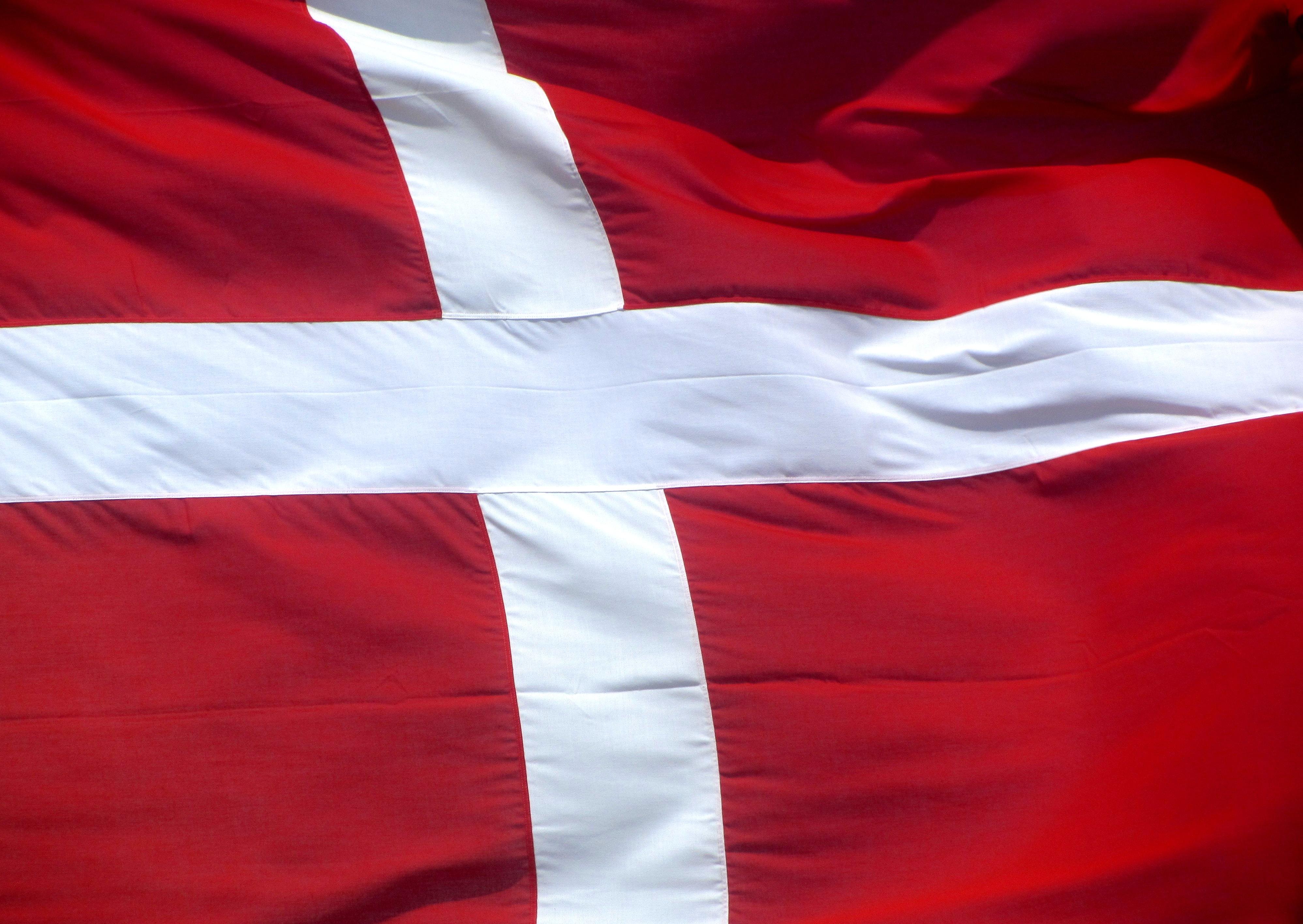 Dánska vlajka