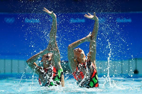 Slovenská reprezentantka v synchronizovanom plávaní Nada Daabousová: Atmosféra na olympiáde bola nezabudnuteľná