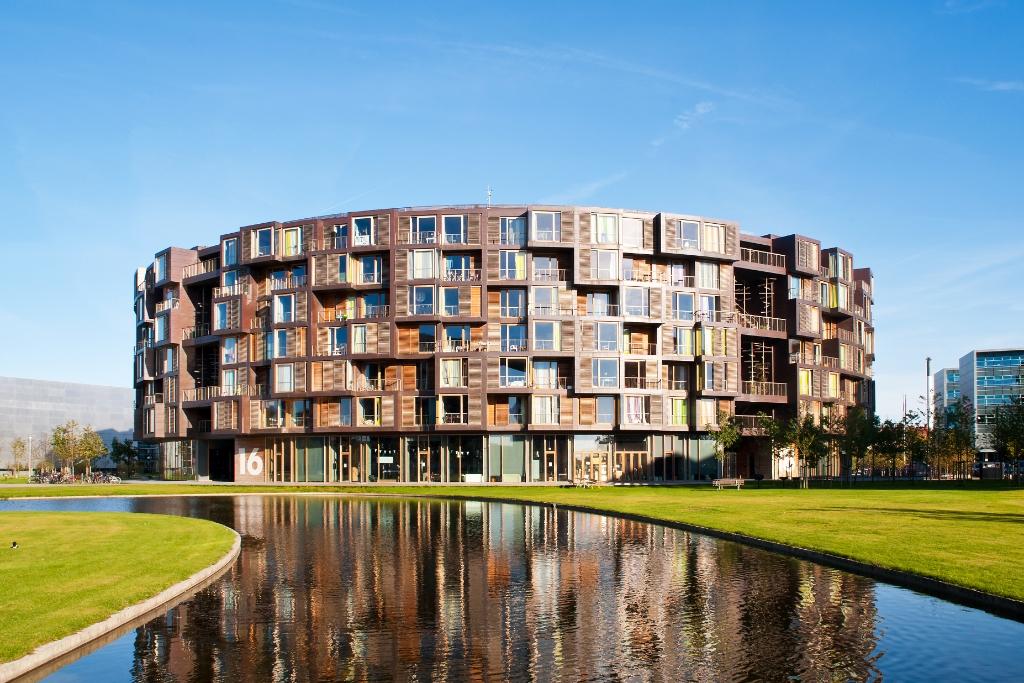 Fotogaléria: Pokochajte sa, aký luxusný intrák majú kodanskí študenti