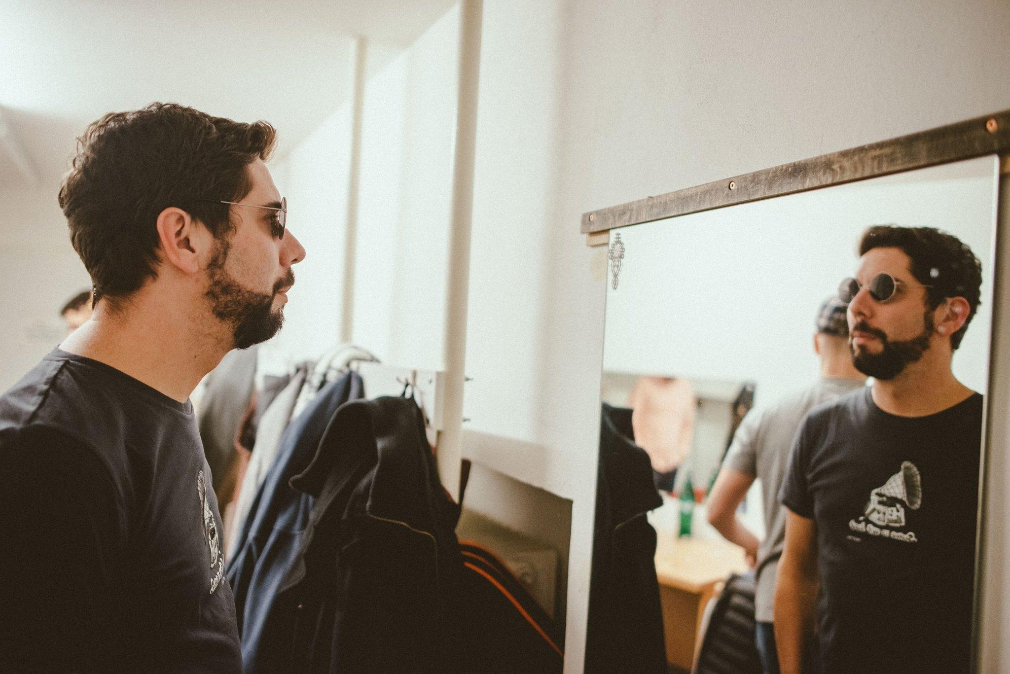 Počas prípravy na predstavenie 3T. Zdroj: Andrej Horsky/Horsky&Zachar Photographers