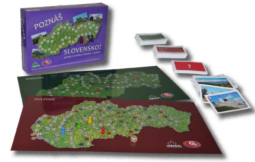 Poznáte Slovensko? Zahrajte sa a dozviete sa viac