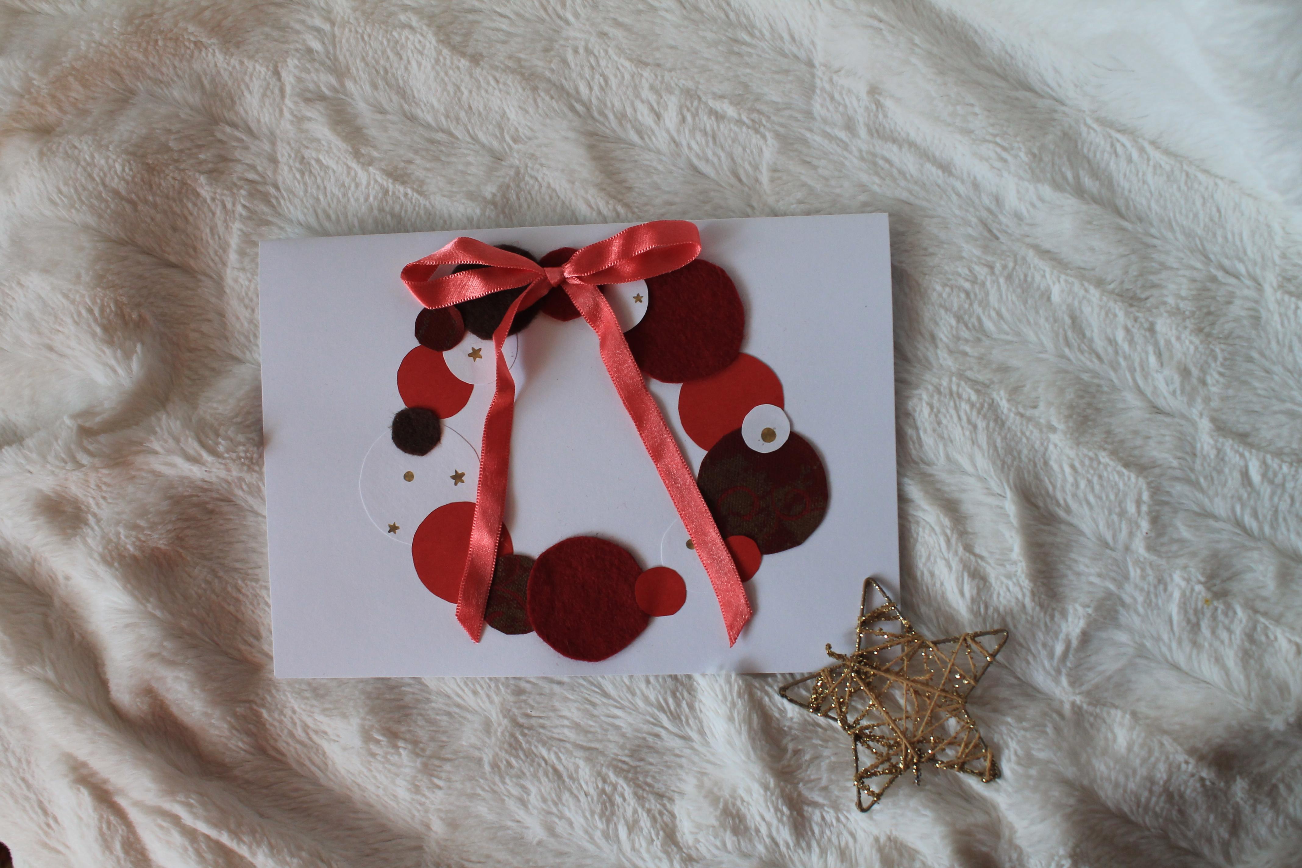 DIY #1: vyrob si vlastnú originálnu vianočnú pohľadnicu