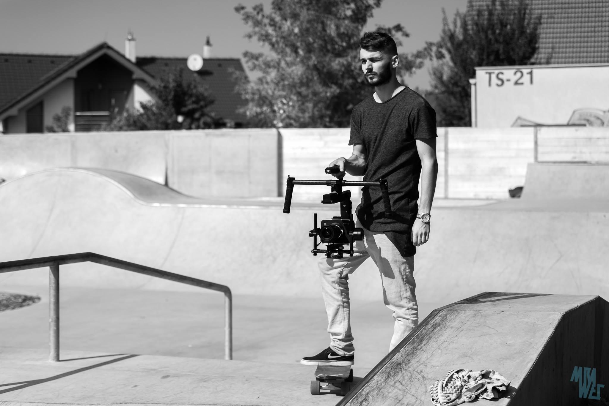 Martin Miko: Súčasný stav je veľmi prajný pre každého začínajúceho kameramana alebo režiséra