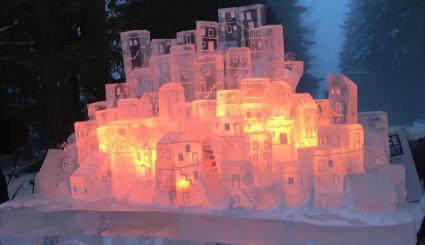 V Tatrách predstavili ďalší ročník unikátnej zimnej súťaže: Tieto sochy vydržia až do Veľkej noci!