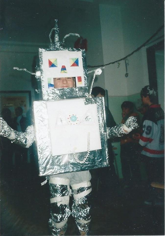 karneval, detstvo