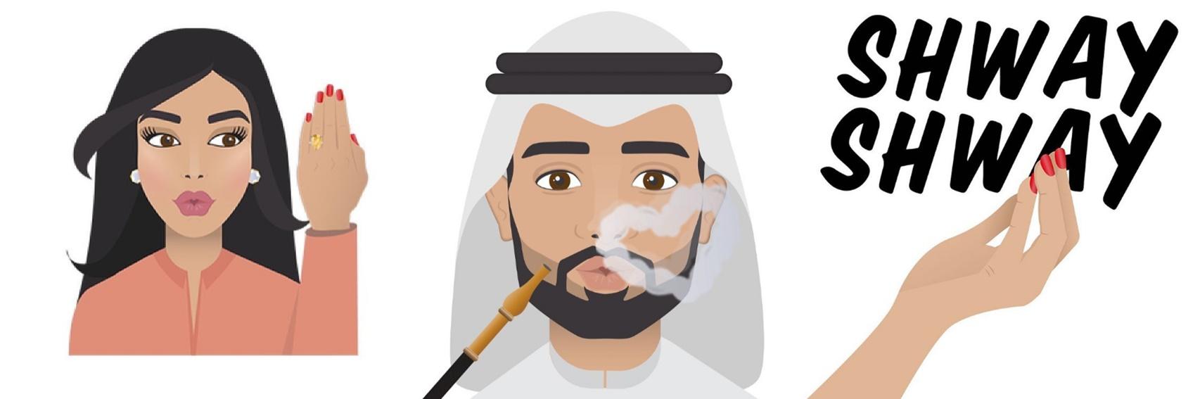 Dokážu emodži zmeniť vnímanie arabského sveta?